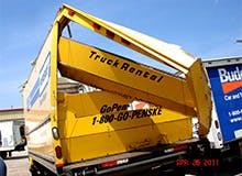 Heavy Truck Collision Repair